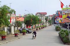 Hà Nội: Huy động sức dân xây dựng nông thôn mới
