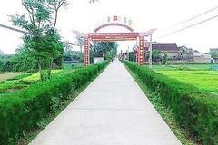 Hà Nội phấn đấu 100% các huyện, các xã đạt chuẩn nông thôn mới vào năm 2025