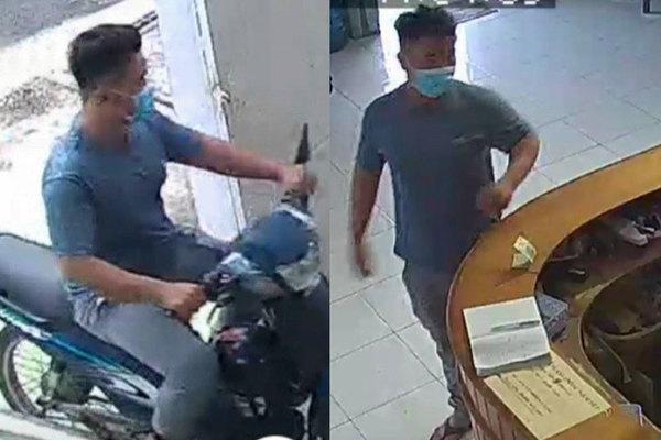Truy tìm kẻ giết người phụ nữ trong khách sạn vùng ven Sài Gòn