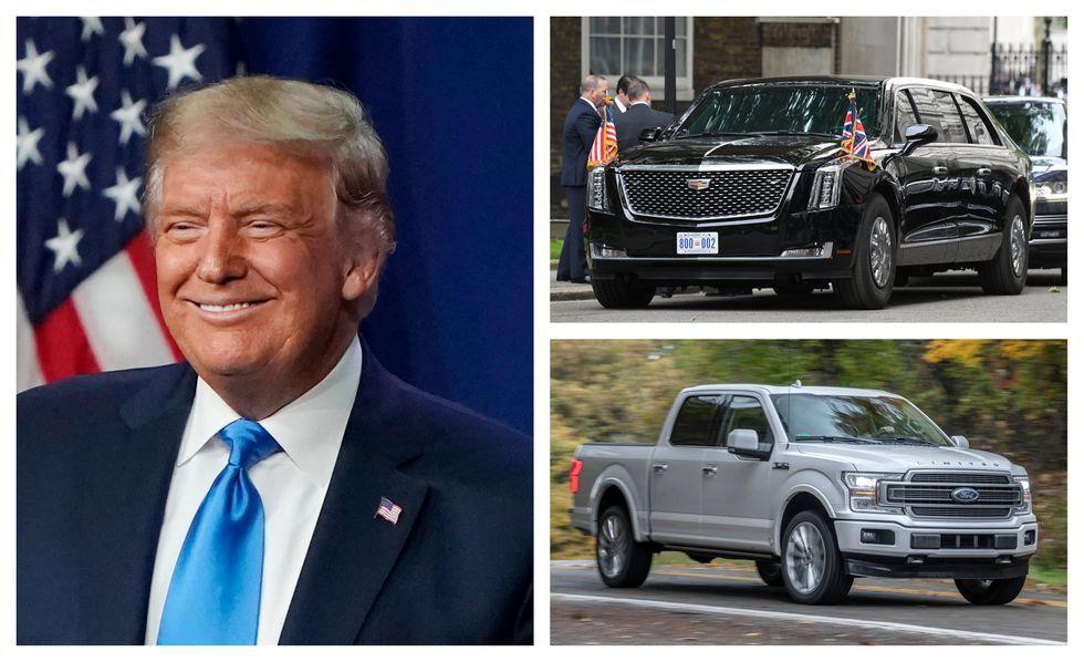 Bật mí mức giá kỷ lục của xe Tổng thống Mỹ và các nguyên thủ quốc gia