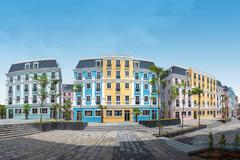 Shophouse Melodia đón đầu lợi thế kinh doanh ở Nam Phú Quốc
