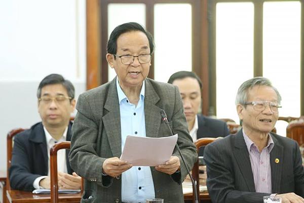 Góp ý Văn kiện Đại hội XIII: Phải lấy lại tự trọng, liêm sỉ cho cán bộ đảng viên