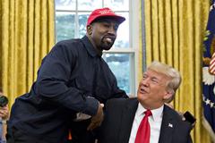 Thua đau trước Trump và Biden, Kanye West ẩn ý tranh cử Tổng thống 2024