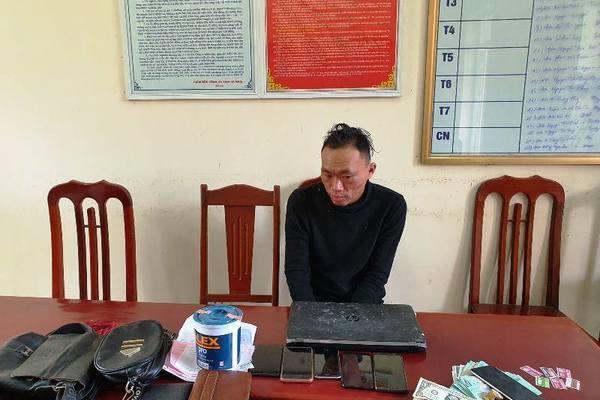 """Siêu trộm vỏ bọc """"cô đồng"""" đột nhập 30 nhà dân từ Nghệ An ra Hà Nội"""