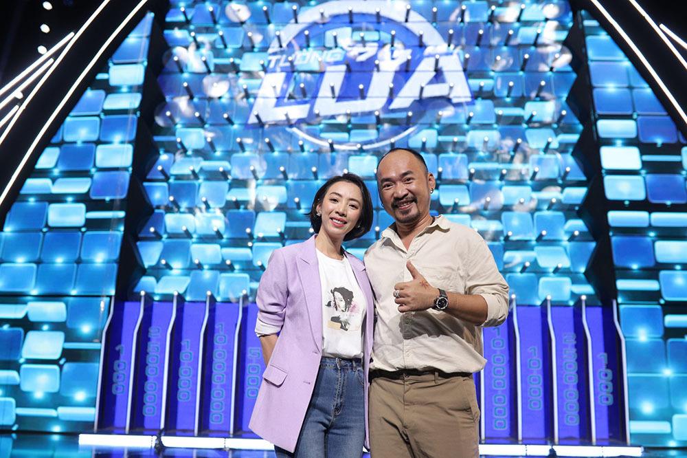 Thu Trang, Tiến Luật thắng hơn 285 triệu đồng tại 'Tường lửa'