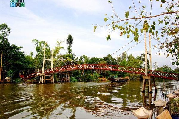 Châu Thành tổng lực xây dựng nông thôn mới nâng cao bền vững