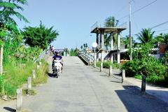 Chương trình NTM ở Vĩnh Long về đích sớm nhờ phát huy sức mạnh từ người dân