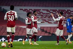 "Thắng ""4 sao"", Arsenal sáng cửa đi tiếp ở Europa League"