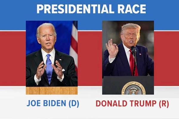 Ông Biden tiến gần với chiến thắng