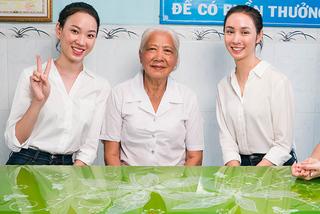 Thí sinh HHVN 2020 xúc động về việc làm của bác sĩ Nguyễn Ngọc Điểu