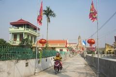 """Kinh nghiệm hay từ phong trào xây dựng """"Văn hóa nông thôn mới"""" ở Nam Định"""