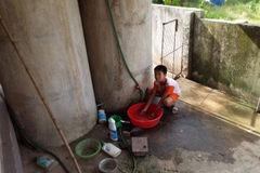 """NTM ở Hà Tĩnh: Nước sạch """"phủ sóng"""" nông thôn"""