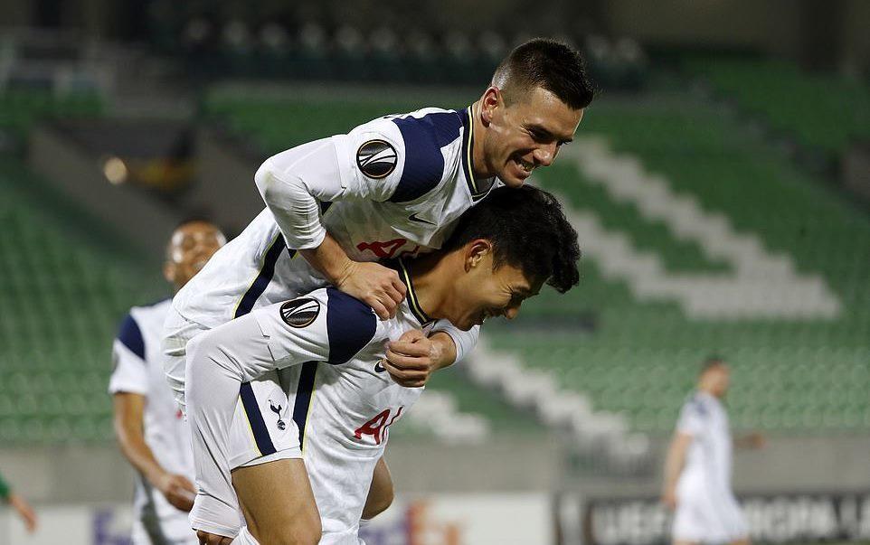 'Song sát' Kane - Son giúp Tottenham thắng rửa mặt