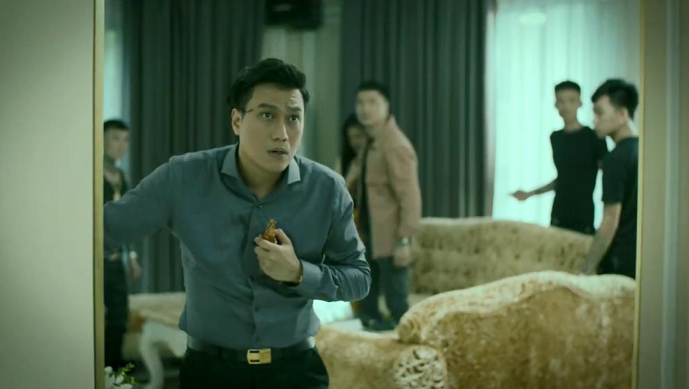 Việt Anh khó hiểu vì toàn bị giao vai không tử tế trong phim hình sự