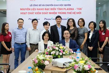 Việt Nam sản xuất thành công chất sát trùng thế hệ mới TSN