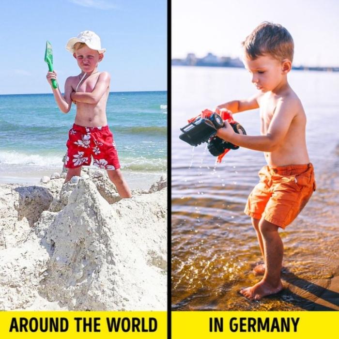 Những điều thú vị trong văn hóa Đức