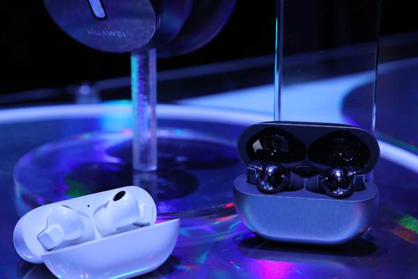 Tai nghe không dây chống ồn chủ động Huawei FreeBuds Pro, dùng là mê