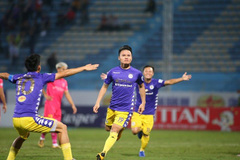Hanoi shuts down Sai Gon FC, keeps hope alive for championship title
