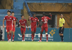 Viettel win, lead V.League1 in penultimate round