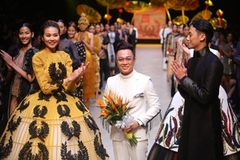 Designer Cong Tri to debut latest line at Vietnam International Fashion Week 2020