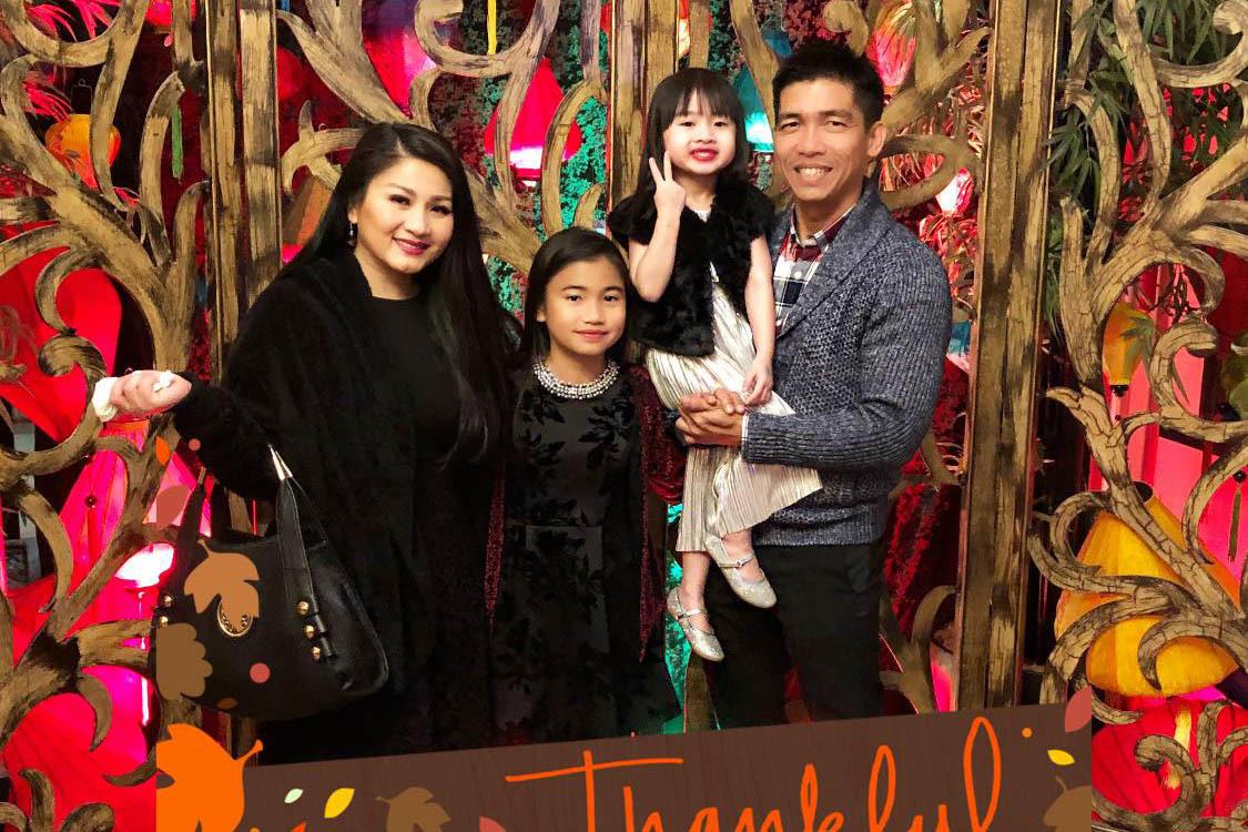 Tuổi 43, ca sĩ Tâm Đoan hạnh phúc viên mãn bên chồng cùng 2 con ở Mỹ