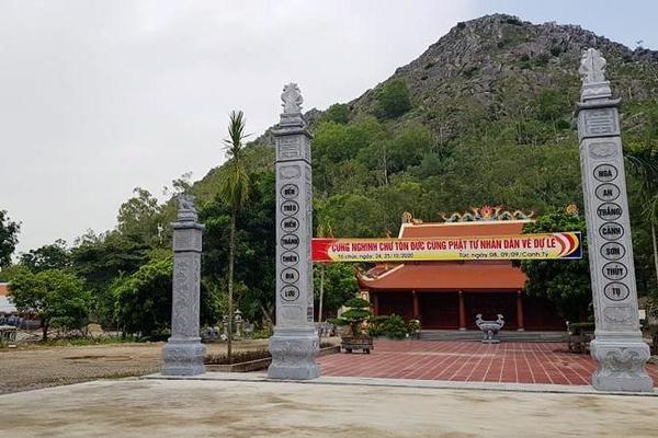 Thanh Hóa cho xây dựng chùa chưa được cấp phép