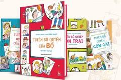 Bộ sách tuyên bố cha mẹ, con cái có quyền 'không hoàn hảo'