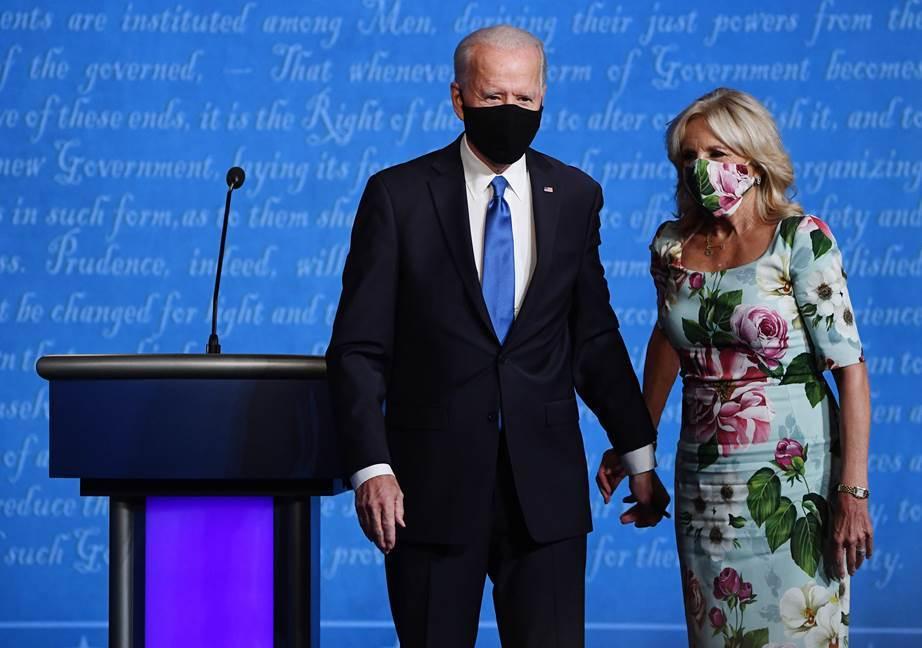 Gu thời trang của vợ ông Joe Biden