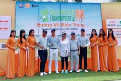 Hơn 6 tỷ từ thiện từ giải golf hướng về miền Trung