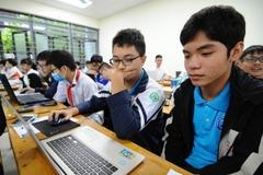 198 thí sinh tranh tài tại chung kết Hội thi Tin học trẻ toàn quốc