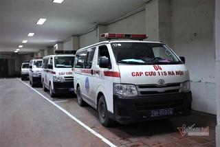 Hà Nội có thêm 2 trạm cấp cứu 115