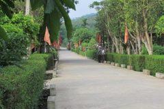 Điểm nhấn phong trào khu dân cư kiểu mẫu ở Hà Tĩnh