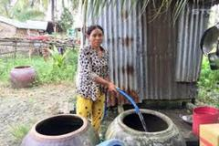 NTM Cần Thơ: Nước sạch sắp về tới ấp Trường Xuân A