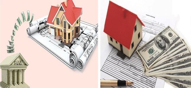 Những điểm cần lưu ý khi vay vốn ngân hàng mua nhà đất