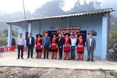 Nguyên Bình củng cố diện mạo văn hóa nông thôn