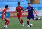 Sài Gòn 0-0 Viettel: Đã có đội hình xuất phát (H1)
