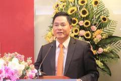 Hiệu trưởng ĐH Ngân hàng cảm ơn sinh viên đã chọn trường để học