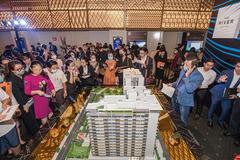 Mở bán toà Hudson Tower dự án The River Thu Thiem