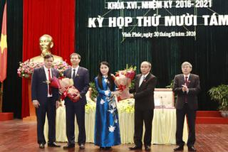 5 Chủ tịch UBND tỉnh vừa được bầu trong tuần qua