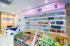 Showroom thực phẩm chức năng Orihiro đầu tiên ở Việt Nam