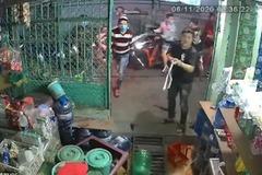 Truy bắt nhóm côn đồ tìm đến tận nhà truy sát người ở Sài Gòn