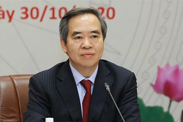 Uỷ viên Bộ Chính trị  Nguyễn Văn Bình bị kỷ luật cảnh cáo