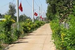 NTM ở Vĩnh Cửu: Đặt tiêu chí môi trường là nhiệm vụ trọng yếu