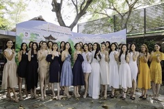 35 contestants progress to semi-finals of Miss Vietnam Tourism 2020