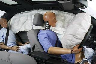 Trong tương lai, túi khí ô tô có thể bảo vệ người ngồi ở mọi tư thế