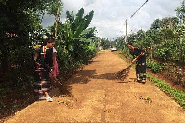 Đăk Lăk: Diện mạo mới của các buôn làng