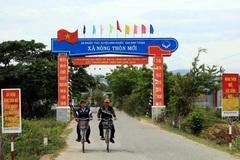 Ninh Thuận tập trung cao cho tiêu chí môi trường