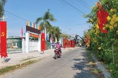 """Xã Bình Hòa đến mục tiêu """"Huyện nông thôn mới"""" vào năm 2025"""