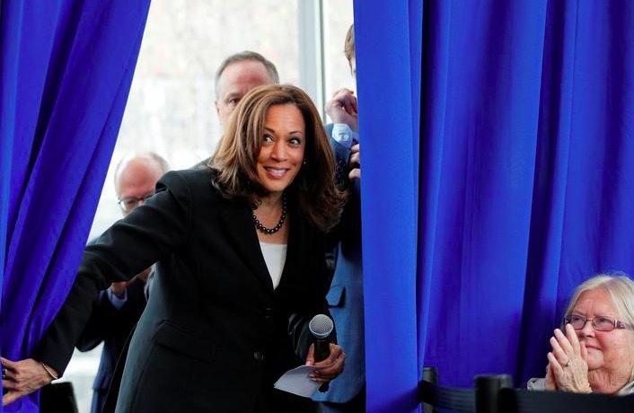 Phó tổng thống đắc cử Kamala Harris được gọi là 'người phá vỡ rào cản'