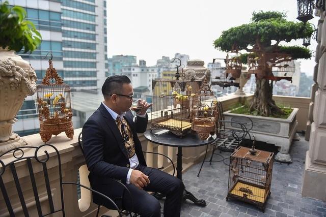 Đại gia Hà Nội chi 5 tỷ đồng xây bể cá Koi trong căn biệt thự giữa phố cổ